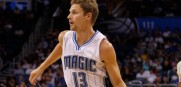 Journeyman guard Luke Ridnour was traded from Orlando to Memphis today