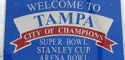 Tampa City of Champions Tampa Bay Lightning Stanley Cup Final