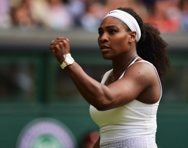 Serena Williams will be the heavy favorite to beat her sister Venus on Monday