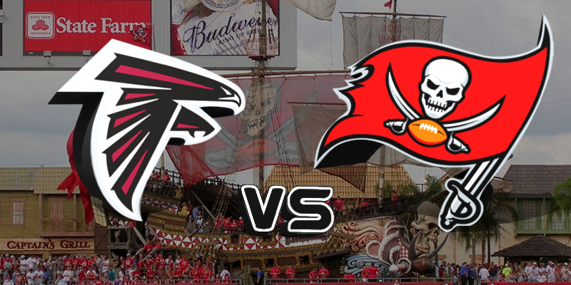 Image result for falcons vs buccaneers 2016