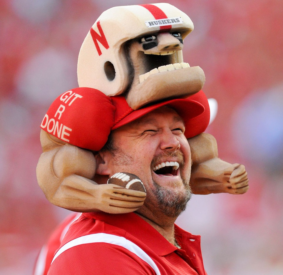 Scott Frost Usf >> UCF's Scott Frost: Larry the Cable Guy Approves - Sports Talk Florida