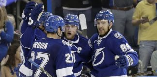 Tampa Bay Lightning New Jersey Devils