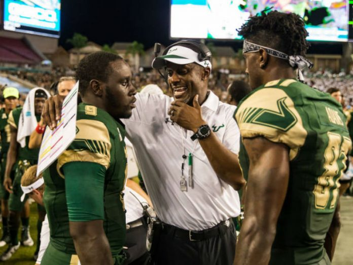 USF's Taggart reportedly to be next Oregon football coach