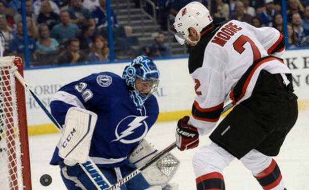 Hedman and Kucherov help Lightning beat Devils 4-1