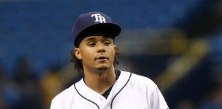 Chris Archer Rays