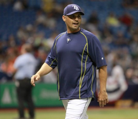 Kevin Cash Rays